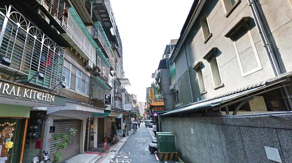 台北市大同區圓環段2小段OO等地號