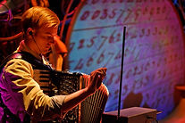 Theatre Alibi, Theremin, Thomas Johnson, Accordion