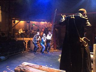 Robin Hood, Thomas Johnson, The Egg Theatre, Greg Banks, ska