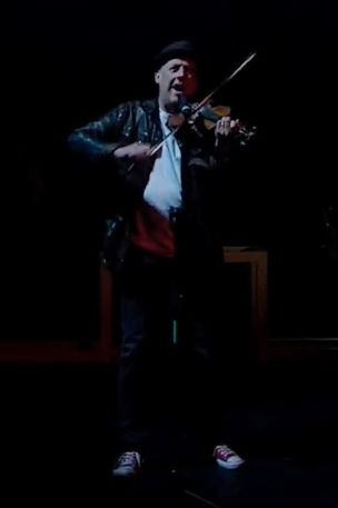 Thomas Johnson, I Am Joan, violin
