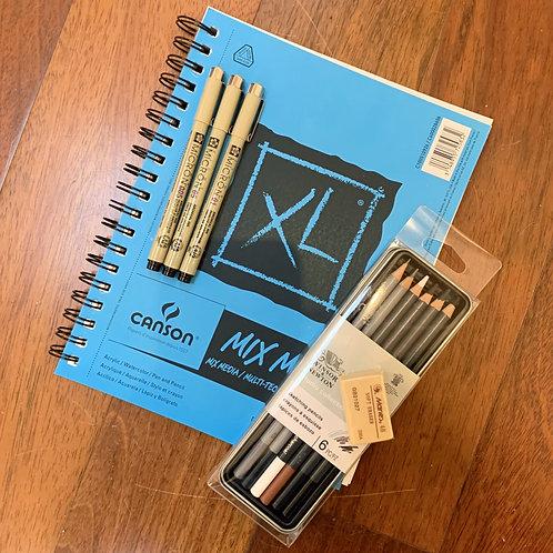 Pen & Ink Gift Set