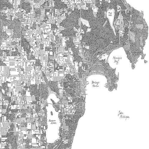 Baileys Harbor : Wisconsin