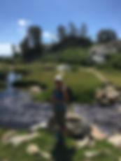 Mindfulness backpacking retreat, Yosemite