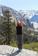 Yosemite Yoga Wilderness Backpacking Retreat with Anna Landauer