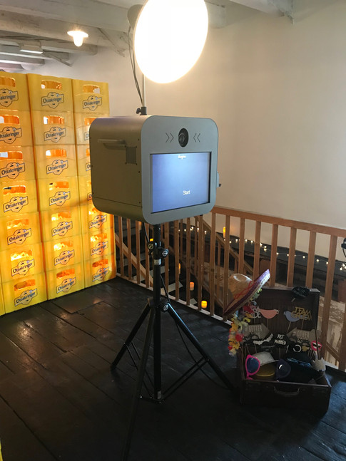 Mosybox Fotobox