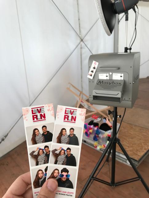 Mosybox Fotoautomat