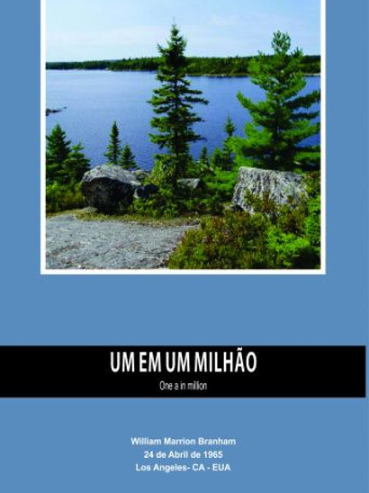 Livro - Mensagem Um Em Um Milhão 65-0424 - Branham