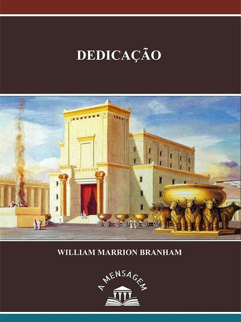 Livro - Mensagem Dedicação por William Marrion Branham