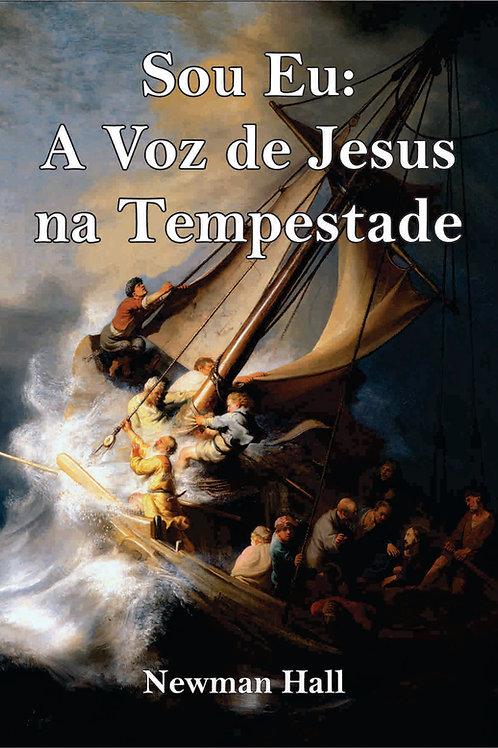 Livro Sou Eu: A Voz de Jesus na Tempestade