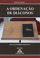 Editora - Capa A OrdEnação de Diáconos_.