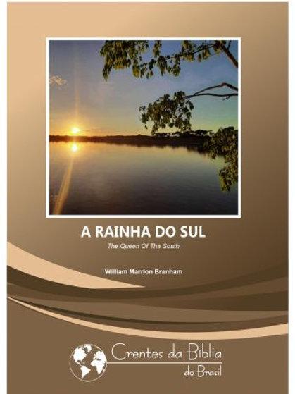 Livro - A Rainha do Sul 57-0614 - William Branham