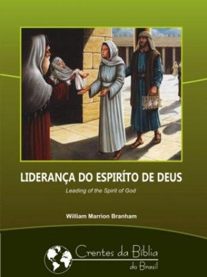 Livro - Mensagem Liderança do Espírito de Deus 55-0807 - Branham