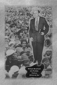 Livro Um Profeta Visita A Africa do Sul