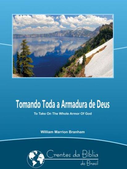 Livro - Mensagem Tomando Toda a Armadura de Deus 62-0701 - Branham