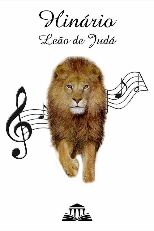 Livro - Hinário Leão de Judá