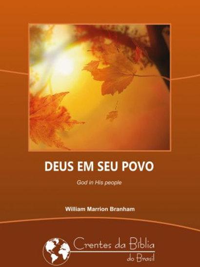 Livro - Mensagem Deus em Seu Povo 50-0227 -  Branham