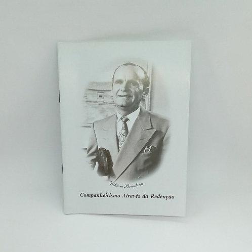 Livro - Companheirismo Através da Redenção  - 55 -0403 - Branham