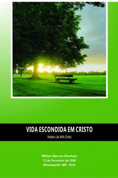 Livro - Mensagem Vida Escondida com Cristo 56-0213  - Branham