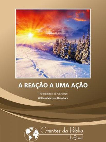 Livro - Mensagem A Reação a uma Ação 59-0810 - Branham