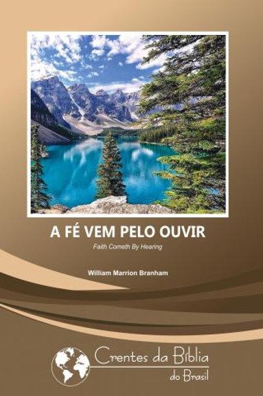 Livro - A Fé Vem Pelo Ouvir 54-0320 - Branham