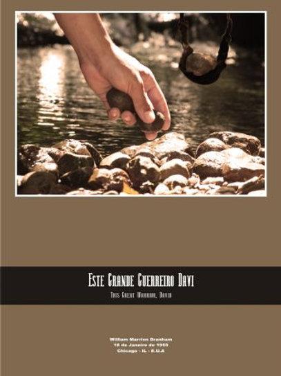 Livro - Este Grande Guerreiro Davi 55-0118 - Branham