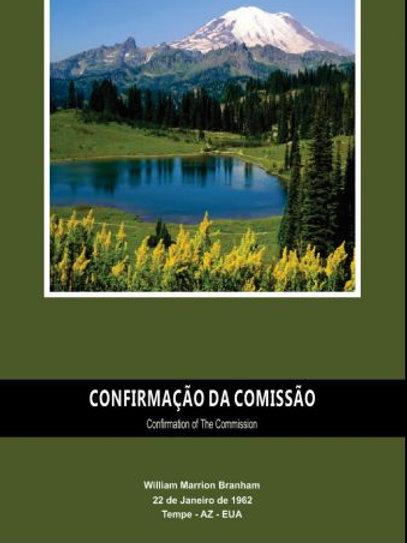 Livro - Mensagem Confirmação da Comissão 62-0122  - Branham
