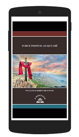 Leitor Kindle de Ebook celular_Editora_a_Branham_Mensagem