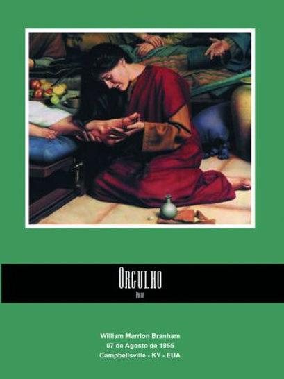 Livro - Mensagem Orgulho 55-0807 - Branham