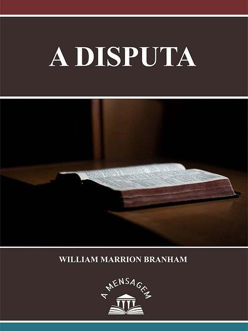 Livro - Mensagem A Disputa 62-1231 - William Branham