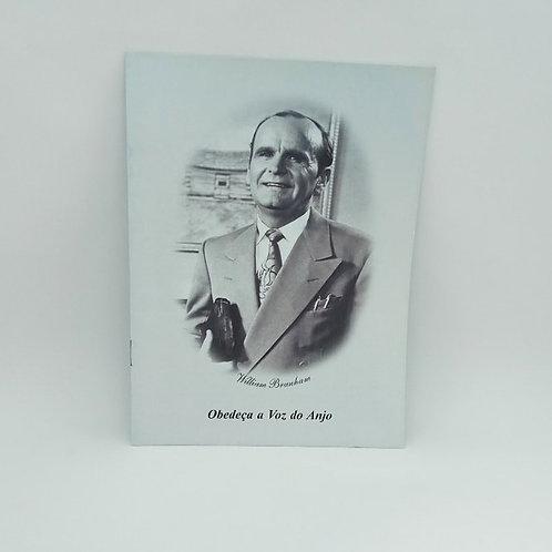 Livro - Obedeça a Voz Do Anjo - 50-0713 - Branham