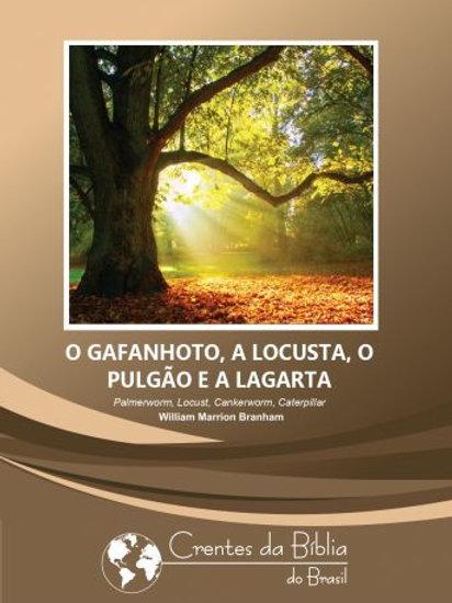 Livro - O Gafanhoto,a Locusta, o Pulgão e a Lagarta 59-0823 - Branham