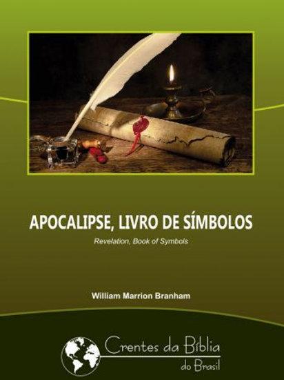 Livro - Mensagem Apocalipse, Livro De Simbolos 56-0617 - Branham