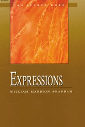 Livro - Mensagem Expressões 62-0313 - Branham