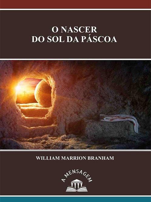 Livro - Mensagem O Nascer do Sol da Páscoa - William Marrion Branham