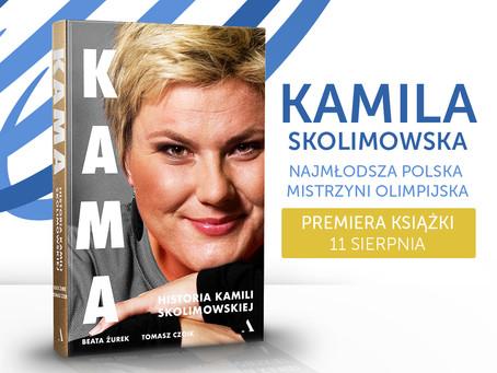 Premiera książki o Kamili Skolimowskiej już 11 sierpnia