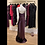 Thumbnail: Purple Sequin Evening Gown
