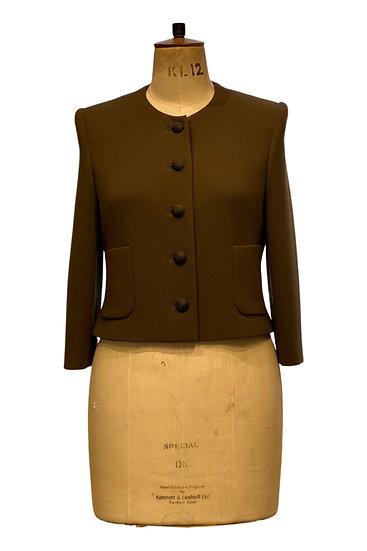 Brown Wool Jacket