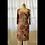 Thumbnail: Multi Floral Jaquard Dress