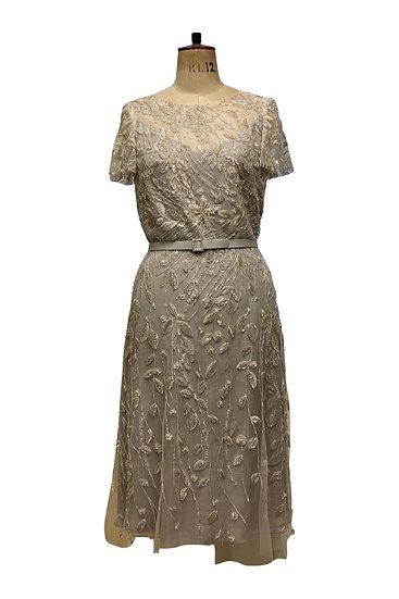 Pale Blue Tulle Dress