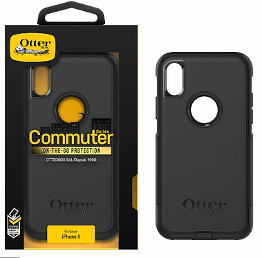 CAPA OTTER BOX COMMUTER IPHONE X/XS