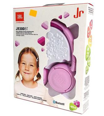 HEADPHONE BLUETOOTH INFANTIL JBL JR 300BT