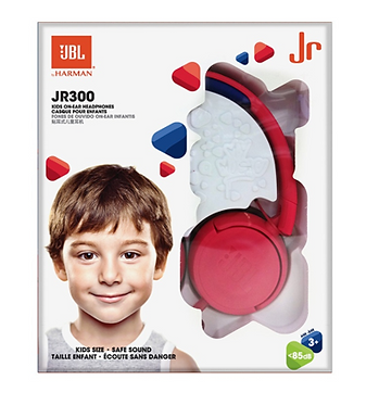 HEADPHONE INFANTIL JBL JR 300
