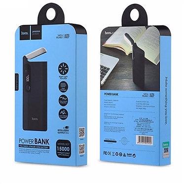 POWER BANK B27 15000 MAH HOCO 15000 MAH HOCO C VISOR DIGITAL