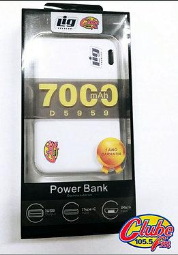 POWER BANK LIG CELULAR 7000MAH