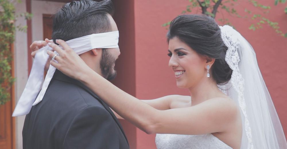 Hote  Boutique Casa Madero | First Look | Wedding Day | Morelia | Michoacan | Video de boda morelia