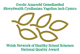Cwrt Rawlin is a Welsh Healthy School