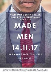 TGN Made Men 2017