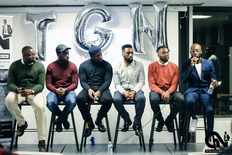 TGN Made Men Panellist