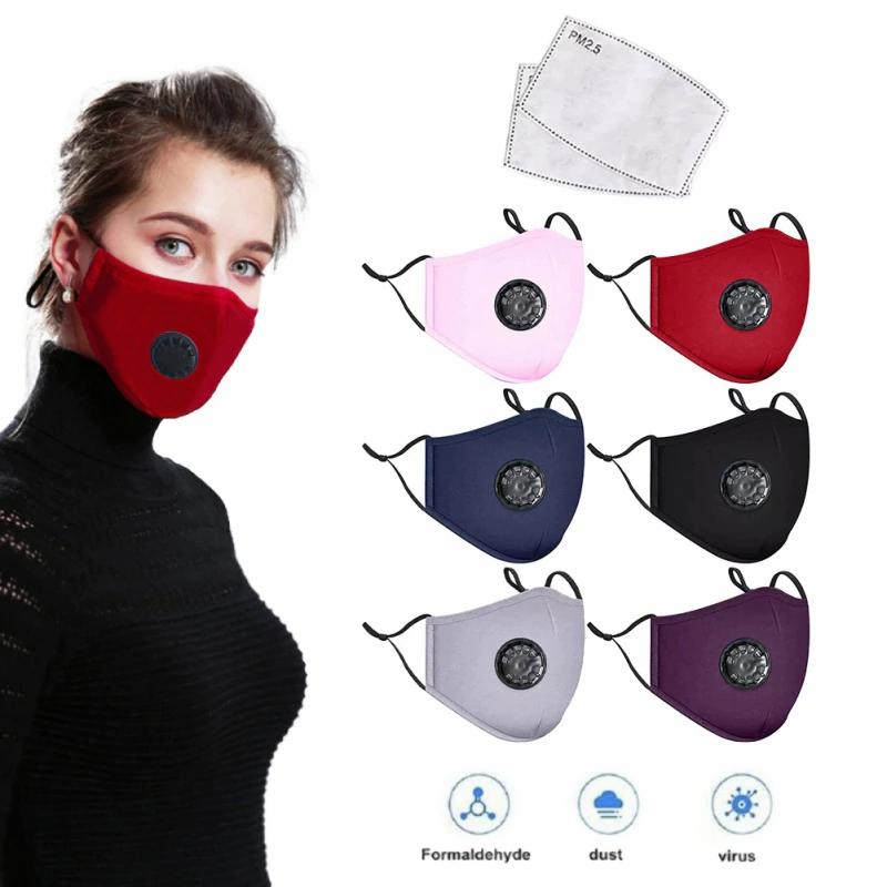 20-PCS-Filter-Fashion-Mask-Anti-Pollutio