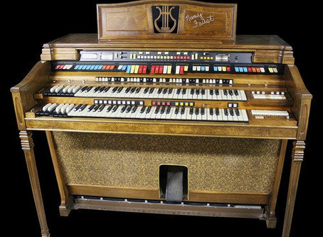 This Day in Ballpark History: Organ belonging to music legend finds new home
